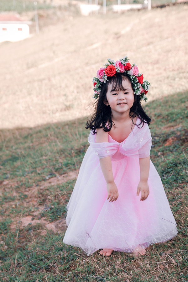 cute flower girl ideas