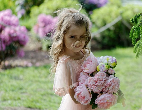 ideas for flower girls